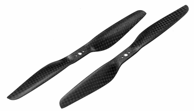 9055 Carbon fiber CW/CCW props T-Motor style