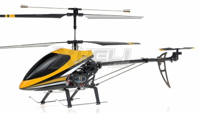 9101 Helicopter Replacement Parts (Yellow) (NO ELECTRONIC INCLUDED)