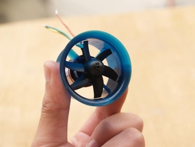 AEO-RC 30mm Ducted Fan Combo w/ 9000KV Brushless Motor
