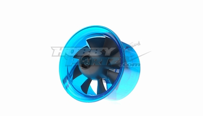 AEO RC 55mm Ducted Fan Combo w/4750kv Brushless Motor
