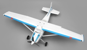 AeroSky RC 185 Sky Trainer RC Plane w/Float 4 Channel ARF Almost Ready to Fly 1500mm Wingspan (Blue) RC Remote Control Radio