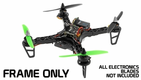 AeroSky RC Drone Racing 250mm Superlight Plastic Frame RC Remote Control Radio Quadcopter