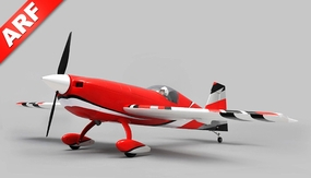 "AeroSky RC 4 Channel Extra 330SC Special Edition 55"" Sports Aerobatic Brushless RC Airplane ARF (Red) RC Remote Control Radio"