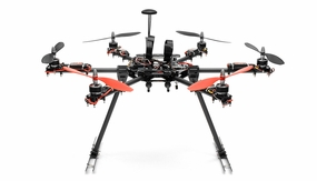 AeroSky RC C17 Professional UAV Hexacopter 6 Channel  Almost Ready to Fly RC Remote Control Radio