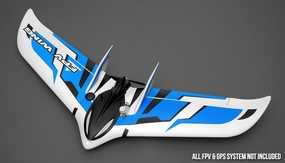 AeroSky RC RC Delta Flying Wing Almost Ready to Fly 1550mm Wingspan RC Remote Control Radio