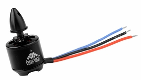 AeroSky Performance Brushless Multi-Rotor Motor MC2217,800KV 05M-22-MC2217-800KV-14P - Brushless Motor for Drones Quadcopters