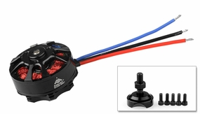 AeroSky Performance Brushless Multi-Rotor Motor MC4220 880KV 05M-16-MC4220-880KV-16P - Brushless Motor for Drones Quadcopters