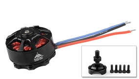 AeroSky Performance Brushless Multi-Rotor Motor MC4225 610KV 05M-10-MC4225-610KV-16P - Brushless Motor for Drones Quadcopters
