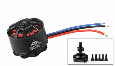 AeroSky Performance Brushless Multi-Rotor Motor MC4230,400KV 05M-14-MC4230-400KV-16P - Brushless Motor for Drones Quadcopters