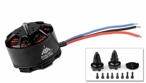 AeroSky Performance Brushless Multi-Rotor Motor MC4830,420KV 05M-15-MC4830-420KV-22P - Brushless Motor for Drones Quadcopters