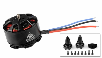 AeroSky Performance Brushless Multi-Rotor Motor MC4830,480KV 05M-18-MC4830-480KV-22P - Brushless Motor for Drones Quadcopters