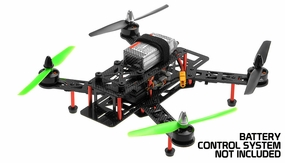 AeroSky RC Drone Racing 280mm Superlight Carbon Fiber KIT combo RC Remote Control Radio Quadcopter