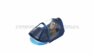 AirField 800mm F4U Canopy (Blue) 93A292-06-Blue-Canopy