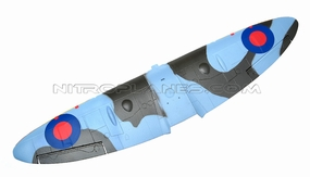 AirField 800mm Spitfire Main wing set (Camo) 93A235-02-Camo-MainWingSet