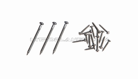 AirField 800mm Spitfire Screws 93A235-08-Screws