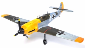 AirField RC 5-Ch BF109 Messerschmitt RC Warbird Plane Kit Airframe w/ Electric Retracts (Camo) RC Remote Control Radio
