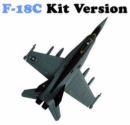 AirField RC F18C 64mm EDF Jet Kit (Grey)