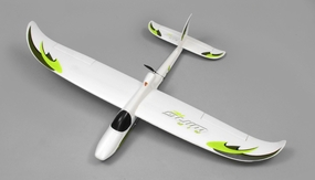 AirWing 4-CH Wingsurfer 1372mm RC Trainer/Glider EPO RTF 2.4Ghz (Green) RC Remote Control Radio