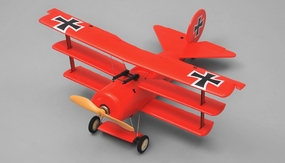 AirWing Red Baron 4 Channel RC Bi-Plane EPO KIt(Red) RC Remote Control Radio