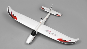 AirWing Wingsurfer 4 Channel RC Glider EPO ARF(Red) RC Remote Control Radio