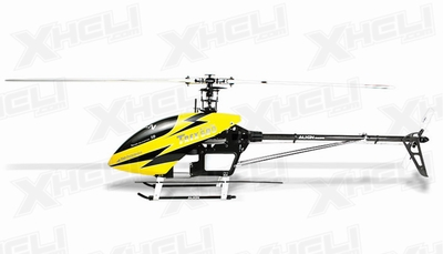 15h Kx0160npg1 on nitro helicopter kit