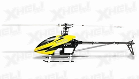 Align RC 6 Channel Helicopter T-REX 600 Nitro Super Pro Combo (Not Including Engine)KX0160NPG1 KIT