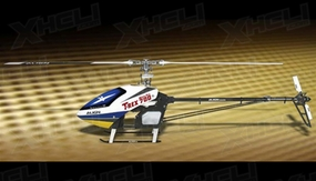 Align RC 6 Channel Helicopter T-REX 700 Nitro Limited Edition KX018005A Kit