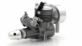 AP 09A  2 Stroke Glow Engine with Muffler for Airplane 72P-AP09A
