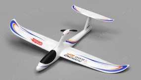 Art Tech RC Diamond 600 Electric Powered Radio Control 3 Channel Glider RTF 600mm Wingspan RC Remote Control Radio