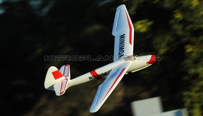 "ArtTech 78"" Wing Span Mini Moa Electric Powered EPO Glider Airplane 2.4G RTF RC Remote Control Radio"