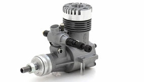 ASP 21A  2 Stroke Glow Engine with Muffler for Airplane 72P-21A