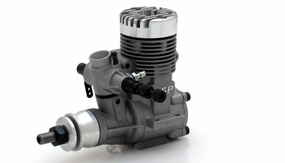 ASP 25A  2 Stroke Glow Engine with Muffler for Airplane 72P-25A
