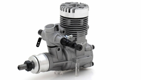 ASP 28A  2 Stroke Glow Engine with Muffler for Airplane 72P-28A
