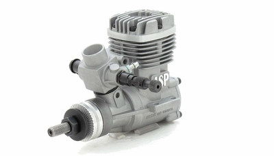 ASP S32A  2 Stroke Glow Engine with Muffler for Airplane 72P-S32A
