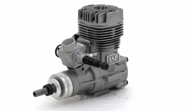 ASP S52A 2 Stroke Glow Engine with Muffler for Airplane 72P-S52A