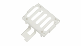 Base of Dash Receiver (White) 56P-X8C-15-White