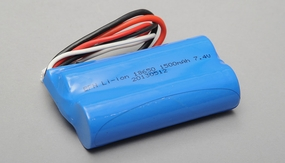 Li-ion Battery 1500mAh 7.4V 28P-U12-U12A-05
