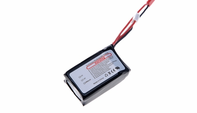 Battery 93A625-14-Red-Battery