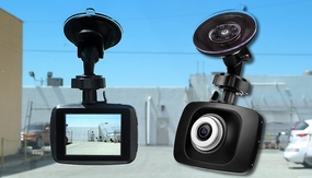 Black Car DVR Spy Camera w/ Motion Sensor HD