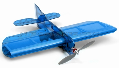 Brand New 4 Channel Sunday 22? 3D Aerobatic Scale Remote Control Plane ARF Motor & ESC (Blue) RC Remote Control Radio