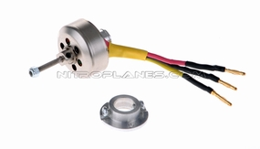 Brushless motor 93A606-09-Yellow-BrushlessMotor