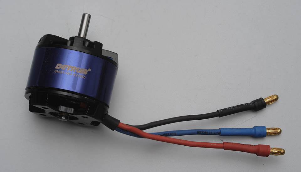 Brushless Motor For At 6 Texan Gee Bee Y 60p Bm3715a Kv1050