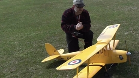 Building a Tiger Moth
