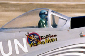 Canopy - CMP P51 (90) CMP-MustangFighter120-CANOPY