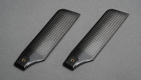 Carbon Fiber Tail Blade for  RC Helicopter (107mm) EXI-Pro-1071