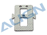 CF Battery Mounting Plate (SILVER) HS1123-75