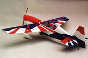 "CMP Edge 540T ARF 90 - 72"" Nitro Gas Radio Remote Controlled RC Airplane French Design CMP-Gas-Edge540T90France"