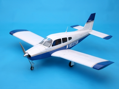 CMP EP-P28 Radio Controlled 50~55 Electric Scale RC Airplane Kit RC Remote Control Radio CMP-EP-PA28-Kit