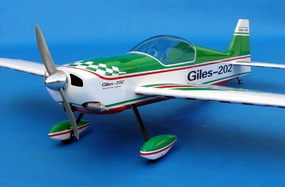 "CMP Giles 202 - 140 - 72"" Nitro Gas Aerobatic Radio Remote Control RC Airplane ARF CMP-Gas-Giles140"