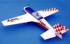 "CMP Katana-S 140 - 72"" Almost-Ready-to-Fly Nitro Gas Power RC Radio Remote Controlled Aerobatic Flying Aircraft ARF Plane CMP-Gas-Katana140"